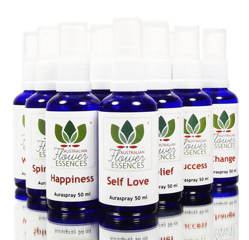Aurasprays of Australian Flower Essences Love Remedies