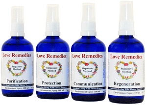 Umweltsprays der Love Remedies Australian Flower Essences