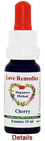 Cherry Love Remedies Australian Flower Essences