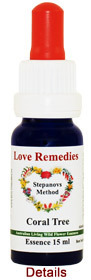 Coral Tree Australian Flower Essences Love Remedies