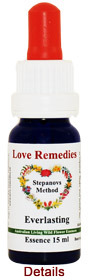 Everlasting Love Remedies Australian Flower Essences