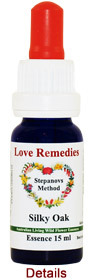 Silky Oak Love Remedies Australian Flower Essences