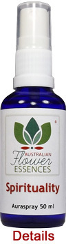 Spirituality Auraspray Australian Flower Essences