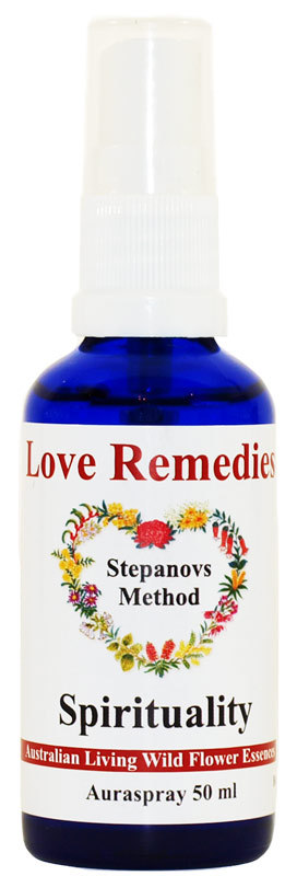 Spirituality Auraspray Australian Flower Essences Love Remedies