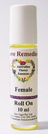 Feminine Roll On Australian Flower Essences Love Remedies