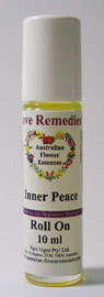 inner peace roll on australian flower essences Love Remedies