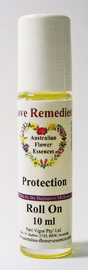 Protection Roll on Australian Flower Essences Love Remedies