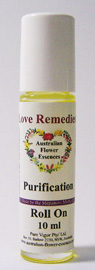 Purification Roll On Australian Flower Essences Love Remedies