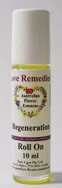 Regeneration Roll On Australian Flower Essences Love Remedies
