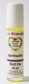 Spirituality Roll on Australian Flower Essences Love Remedies